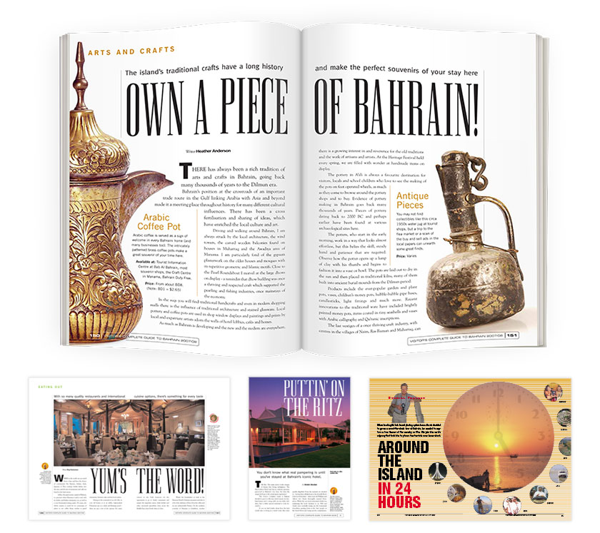 Visitor's Complete Guide to Bahrain